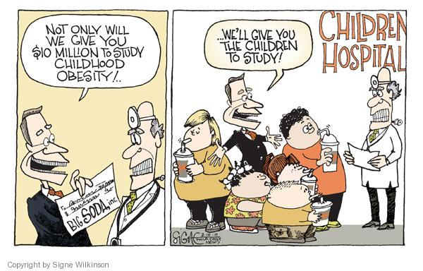 Signe Wilkinson  Signe Wilkinson's Editorial Cartoons 2011-03-18 $10