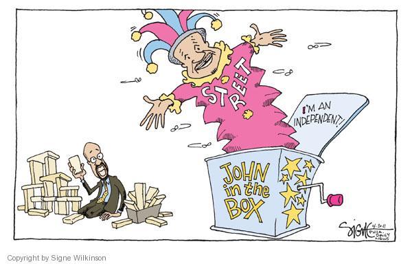 Signe Wilkinson  Signe Wilkinson's Editorial Cartoons 2011-04-20 in box