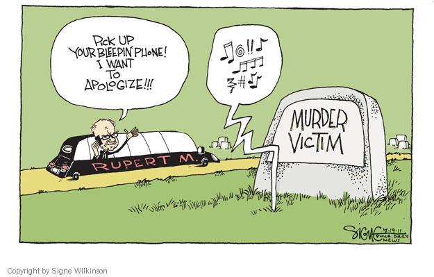 Signe Wilkinson  Signe Wilkinson's Editorial Cartoons 2011-07-19 tap