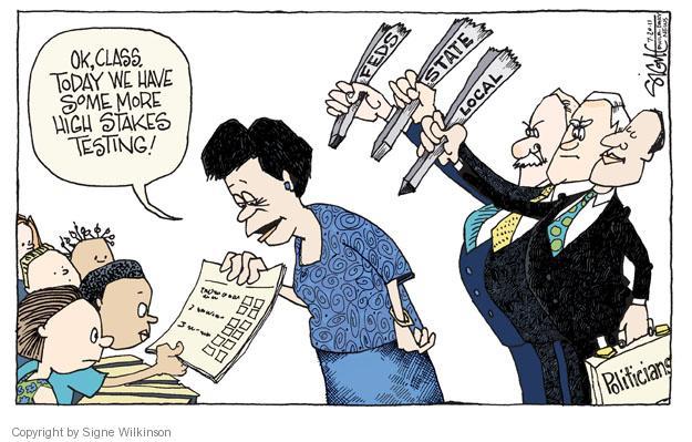 Signe Wilkinson  Signe Wilkinson's Editorial Cartoons 2011-07-20 class