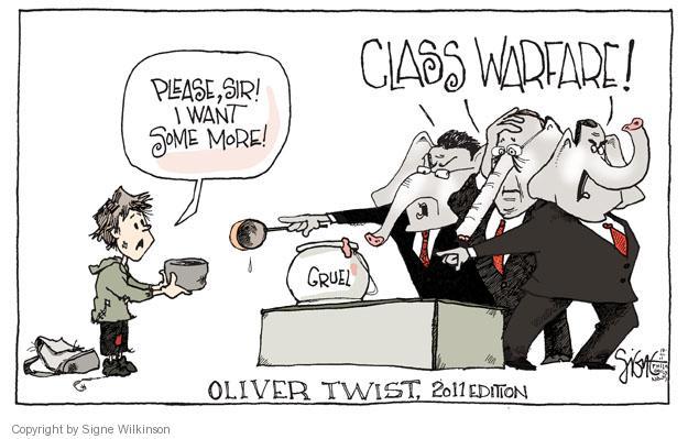 Signe Wilkinson  Signe Wilkinson's Editorial Cartoons 2011-10-11 sir