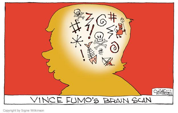 Cartoonist Signe Wilkinson  Signe Wilkinson's Editorial Cartoons 2011-11-01 scan