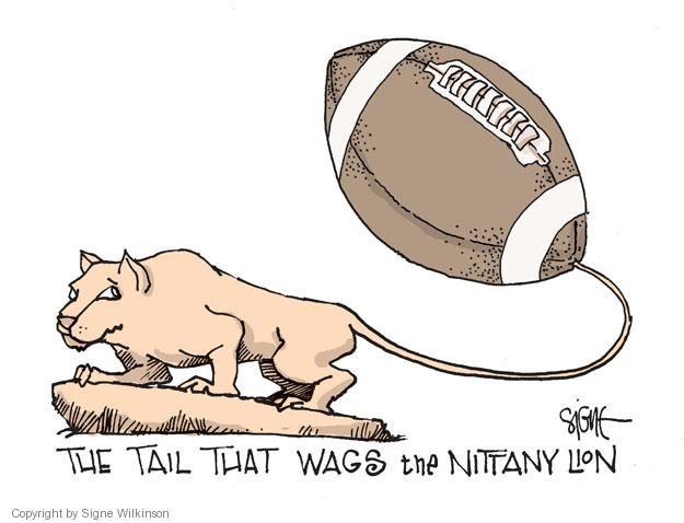 Signe Wilkinson  Signe Wilkinson's Editorial Cartoons 2011-11-12 distraction