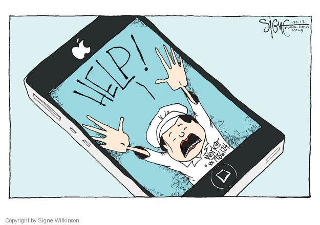 Signe Wilkinson S Editorial Cartoons Technology Comics And