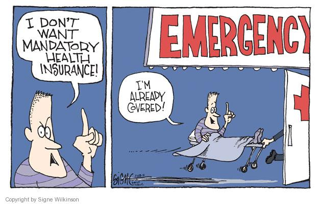 Cartoonist Signe Wilkinson  Signe Wilkinson's Editorial Cartoons 2012-03-28 patient