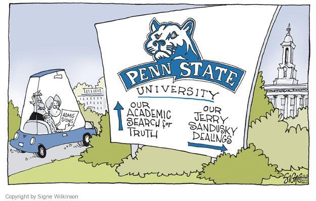 Cartoonist Signe Wilkinson  Signe Wilkinson's Editorial Cartoons 2012-06-13 true