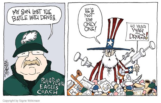 Signe Wilkinson  Signe Wilkinson's Editorial Cartoons 2012-08-08 lose
