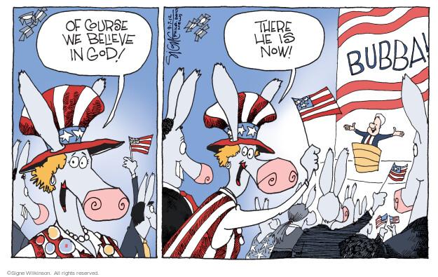 Signe Wilkinson  Signe Wilkinson's Editorial Cartoons 2012-09-07 democratic convention