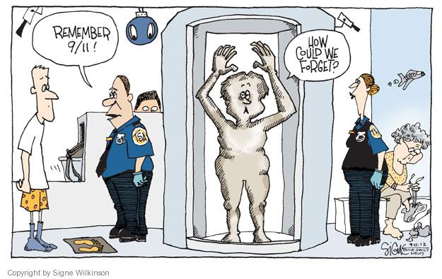 Cartoonist Signe Wilkinson  Signe Wilkinson's Editorial Cartoons 2012-09-11 scan