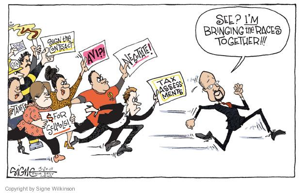 Signe Wilkinson  Signe Wilkinson's Editorial Cartoons 2013-03-20 collection