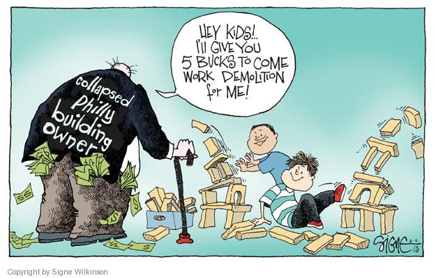 Cartoonist Signe Wilkinson  Signe Wilkinson's Editorial Cartoons 2013-06-09 unsafe