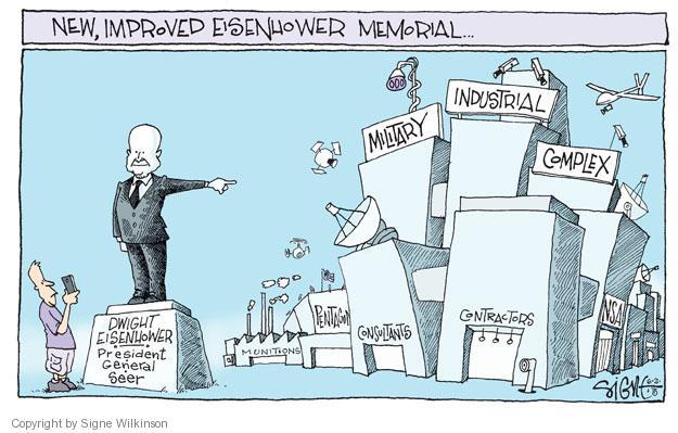 Signe Wilkinson  Signe Wilkinson's Editorial Cartoons 2013-06-21 presidential administration