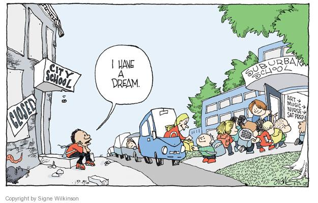 Signe Wilkinson  Signe Wilkinson's Editorial Cartoons 2013-08-29 Luther