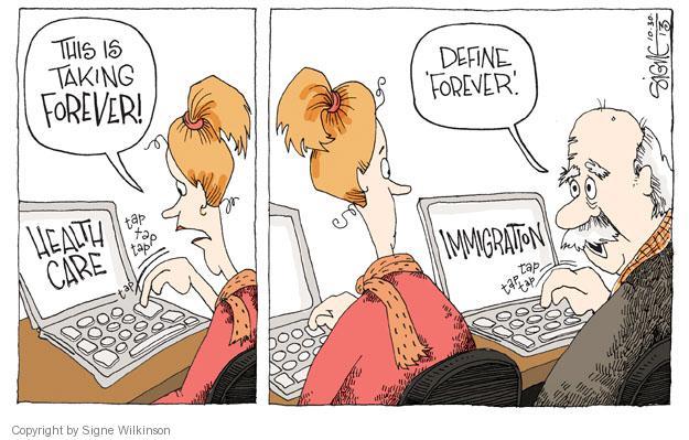 Signe Wilkinson  Signe Wilkinson's Editorial Cartoons 2013-10-30 tap