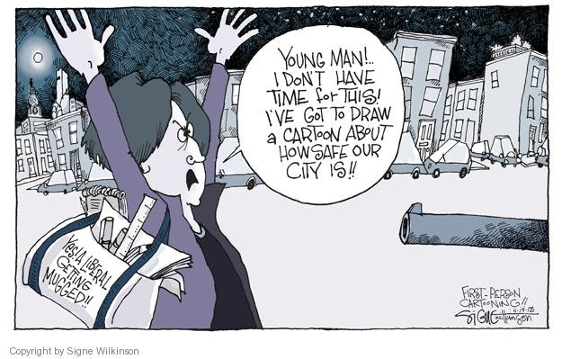 Signe Wilkinson  Signe Wilkinson's Editorial Cartoons 2013-11-19 liberal
