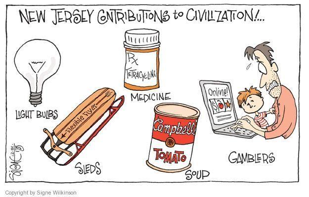 Signe Wilkinson  Signe Wilkinson's Editorial Cartoons 2013-12-01 light