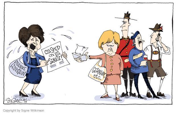 Signe Wilkinson  Signe Wilkinson's Editorial Cartoons 2014-03-17 document