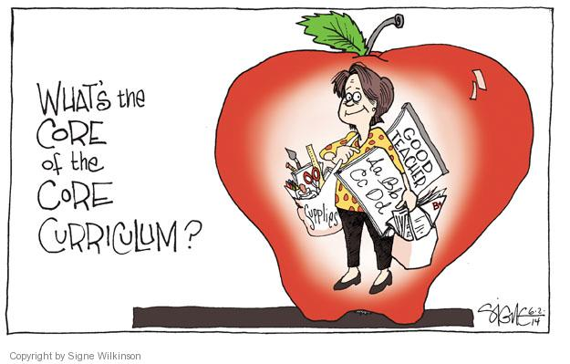 Signe Wilkinson  Signe Wilkinson's Editorial Cartoons 2014-06-03 political system