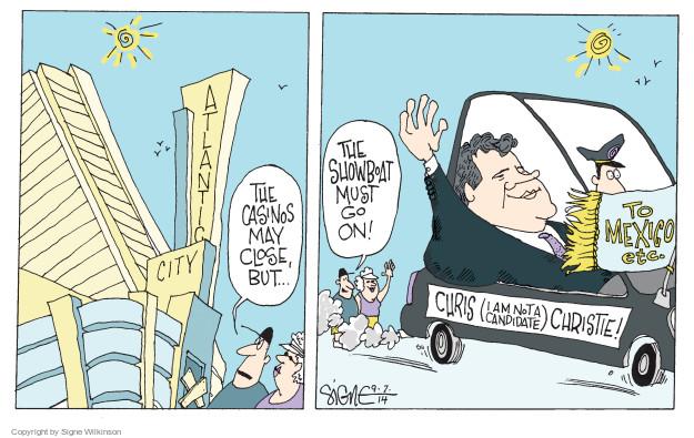 Signe Wilkinson  Signe Wilkinson's Editorial Cartoons 2014-09-07 GOP