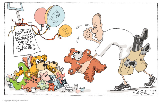 Signe Wilkinson  Signe Wilkinson's Editorial Cartoons 2014-09-24 IRS