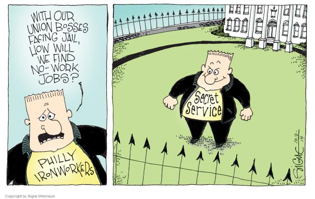 Signe Wilkinson  Signe Wilkinson's Editorial Cartoons 2014-10-02 face