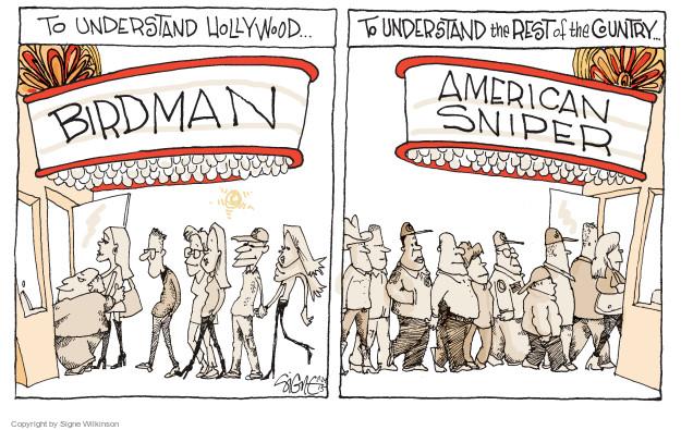 Cartoonist Signe Wilkinson  Signe Wilkinson's Editorial Cartoons 2015-02-24 movie