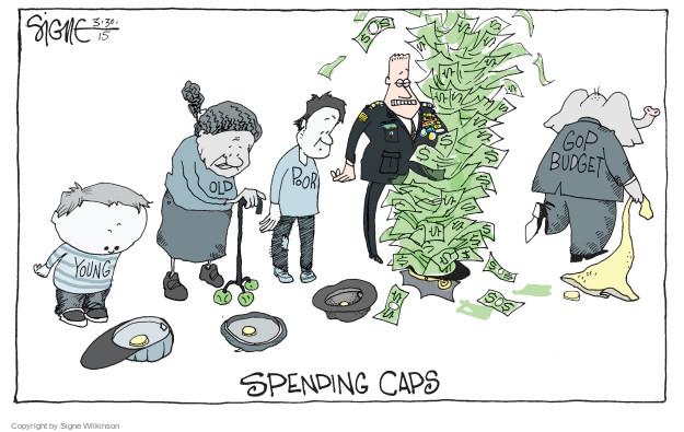 Signe Wilkinson  Signe Wilkinson's Editorial Cartoons 2015-03-30 GOP