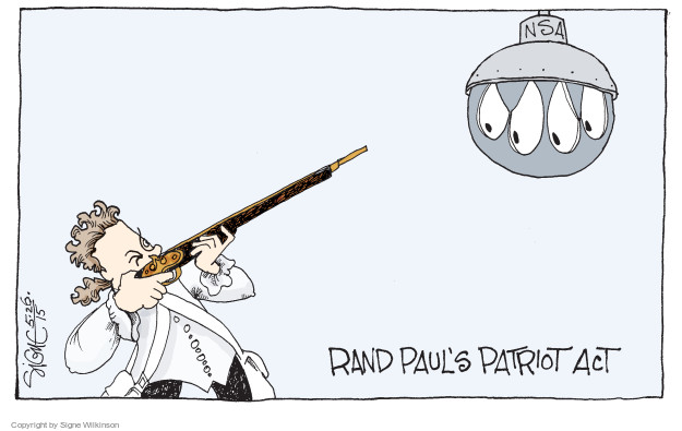 Signe Wilkinson  Signe Wilkinson's Editorial Cartoons 2015-05-26 collection