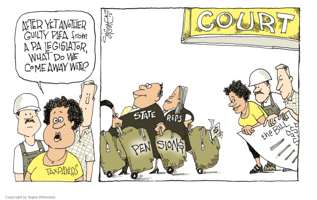 Signe Wilkinson  Signe Wilkinson's Editorial Cartoons 2015-06-14 $$$
