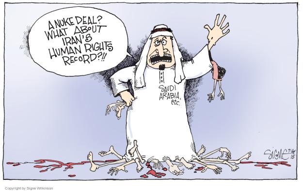 Signe Wilkinson  Signe Wilkinson's Editorial Cartoons 2015-07-16 diplomacy