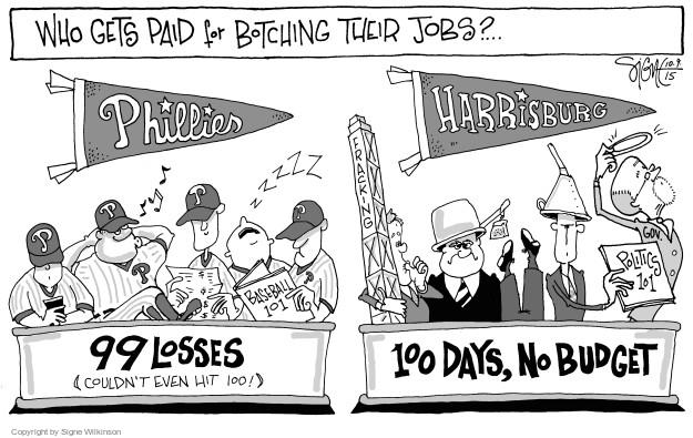Signe Wilkinson  Signe Wilkinson's Editorial Cartoons 2015-10-09 remuneration