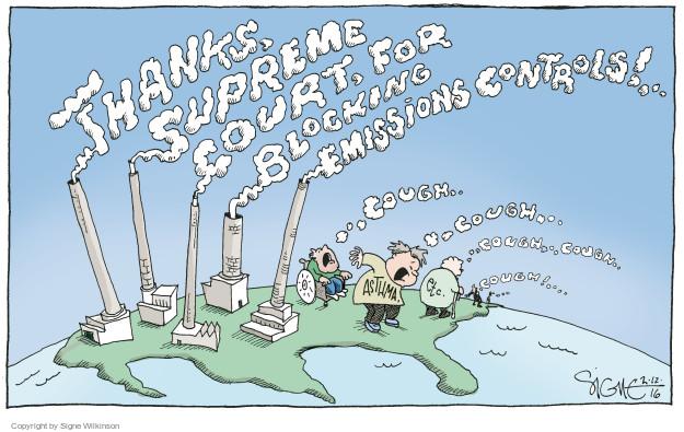 Signe Wilkinson  Signe Wilkinson's Editorial Cartoons 2016-02-12 block