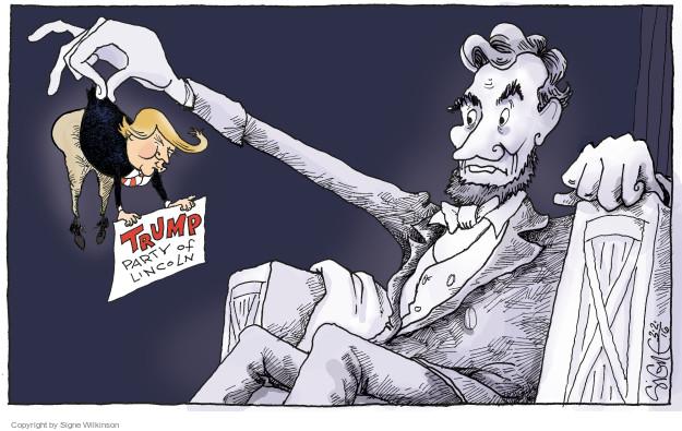 Signe Wilkinson  Signe Wilkinson's Editorial Cartoons 2016-03-02 republican party