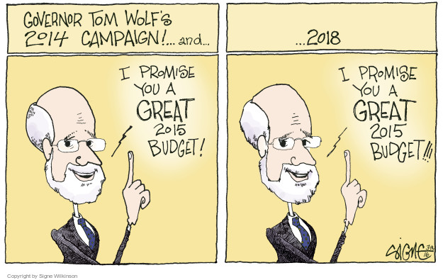 Signe Wilkinson  Signe Wilkinson's Editorial Cartoons 2016-03-10 2014
