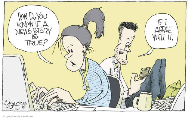 Cartoonist Signe Wilkinson  Signe Wilkinson's Editorial Cartoons 2016-12-02 information
