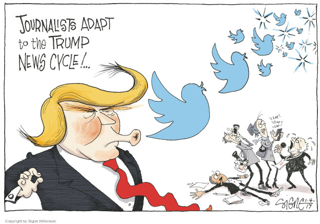 Signe Wilkinson  Signe Wilkinson's Editorial Cartoons 2017-01-04 journalist