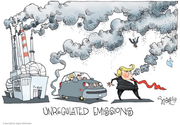 Signe Wilkinson  Signe Wilkinson's Editorial Cartoons 2017-03-30 energy