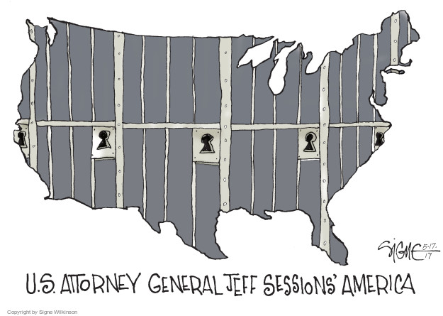 U.S. Attorney General Jeff Sessions America.