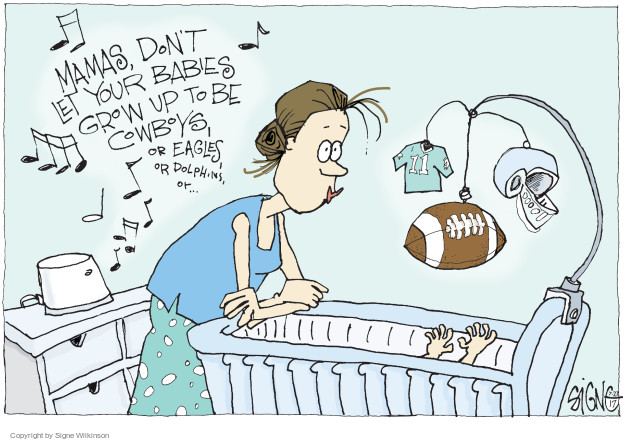 Cartoonist Signe Wilkinson  Signe Wilkinson's Editorial Cartoons 2017-07-29 team