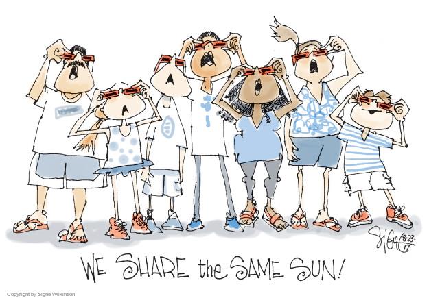 Signe Wilkinson  Signe Wilkinson's Editorial Cartoons 2017-08-23 same