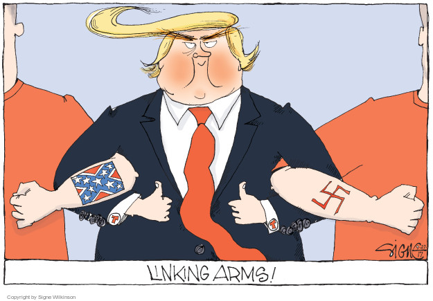 Signe Wilkinson  Signe Wilkinson's Editorial Cartoons 2017-09-27 president