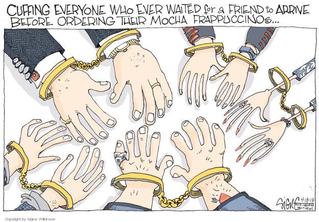 Signe Wilkinson  Signe Wilkinson's Editorial Cartoons 2018-04-18 employee