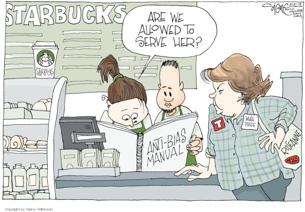 Signe Wilkinson  Signe Wilkinson's Editorial Cartoons 2018-05-31 employee
