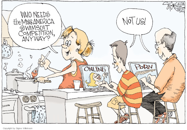 Signe Wilkinson  Signe Wilkinson's Editorial Cartoons 2018-06-07 not