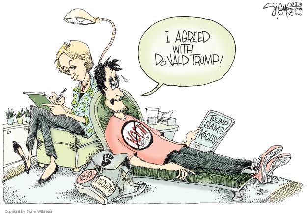 Signe Wilkinson  Signe Wilkinson's Editorial Cartoons 2018-08-03 conservative