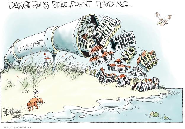 Signe Wilkinson  Signe Wilkinson's Editorial Cartoons 2018-09-13 housing