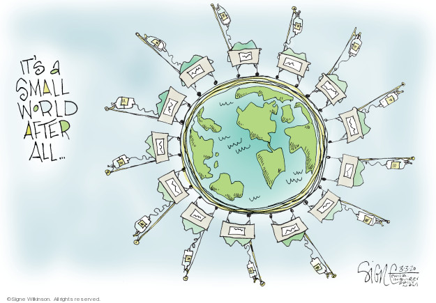 Signe Wilkinson  Signe Wilkinson's Editorial Cartoons 2020-03-03 health
