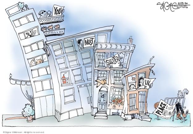 Signe Wilkinson  Signe Wilkinson's Editorial Cartoons 2020-03-25 medicine