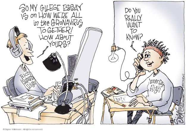Signe Wilkinson  Signe Wilkinson's Editorial Cartoons 2020-03-29 medicine