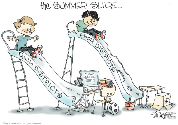 Cartoonist Signe Wilkinson  Signe Wilkinson's Editorial Cartoons 2020-05-19 epidemic